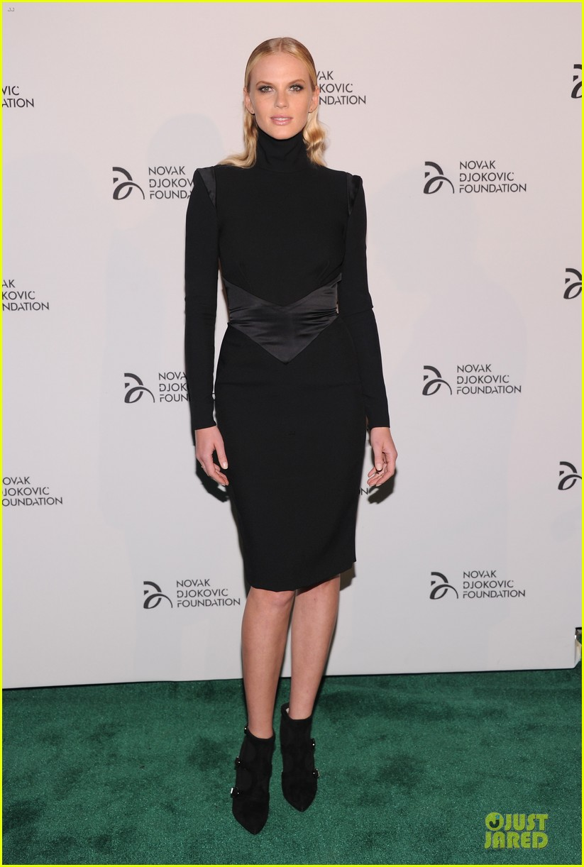 adriana lima toni garrn novak djokovic foundation dinner 062949817