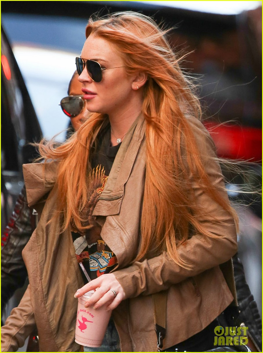 lindsay lohan i always notice my supporters 012954781