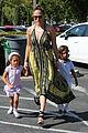 jennifer lopez casper smart bookstore with the twins 09