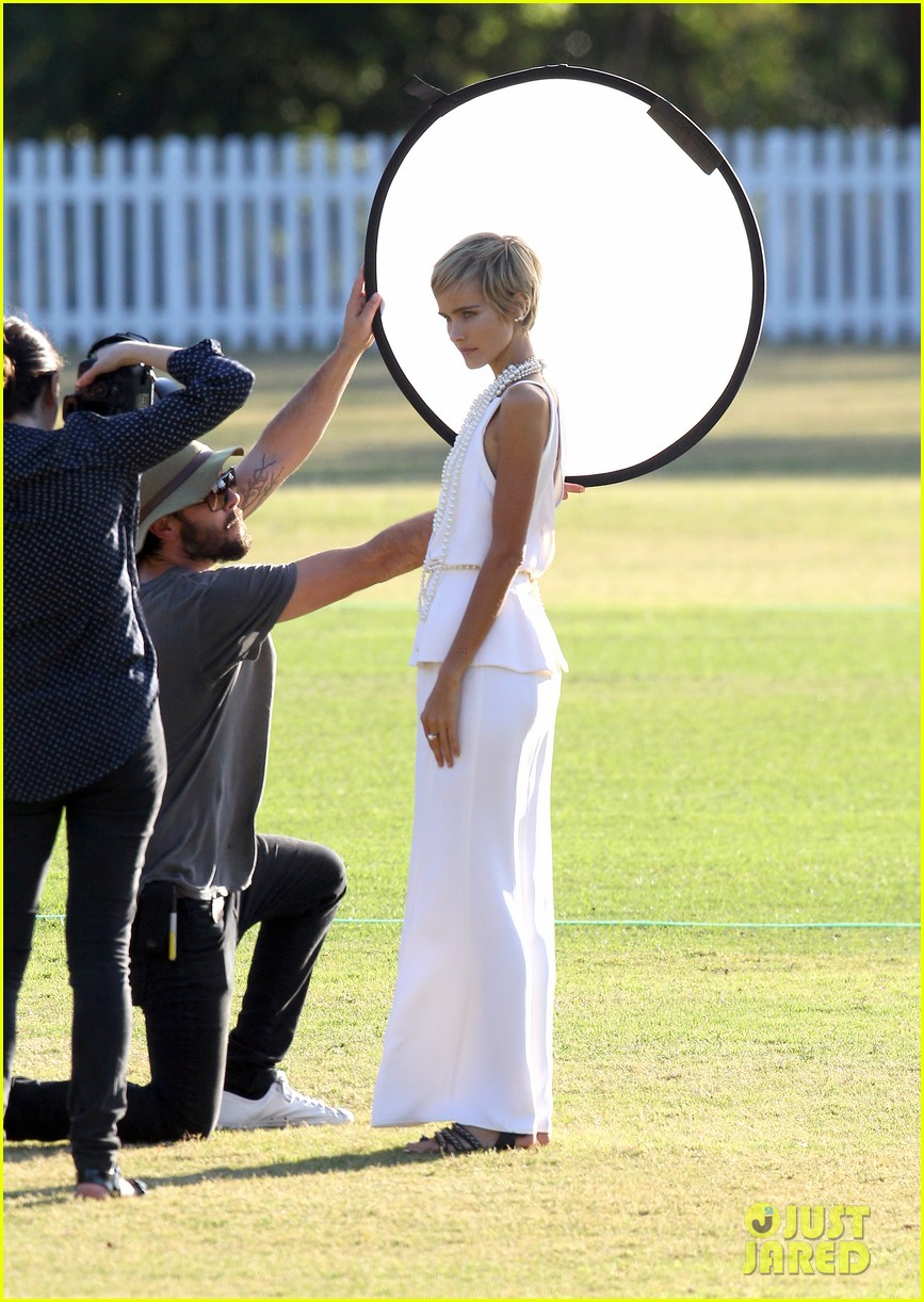 isabel lucas rocks numerous outfits for photo shoot 162944506
