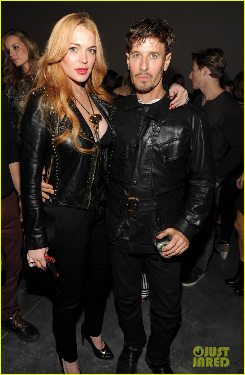 madonna lindsay lohan secretprojectrevolution party 022959713