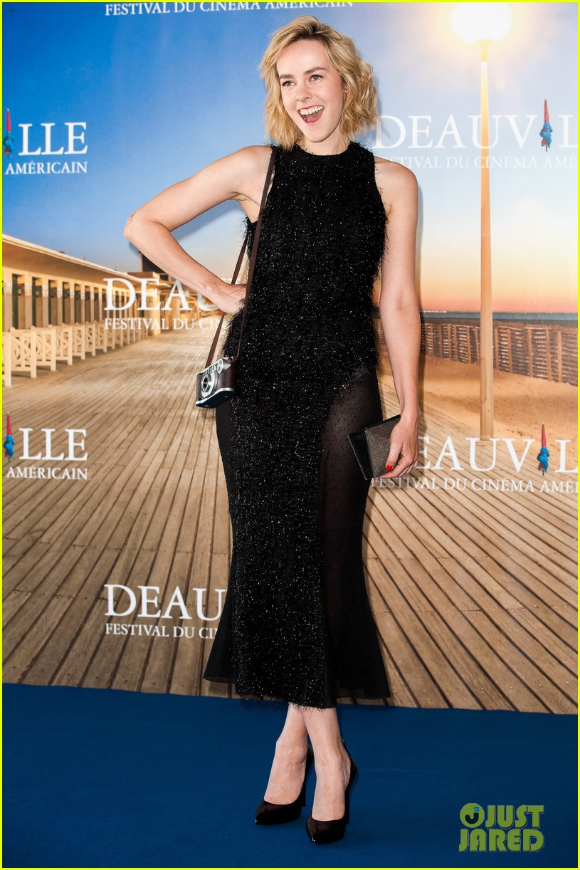 jena malone the wait deauville film festival premiere 092942762