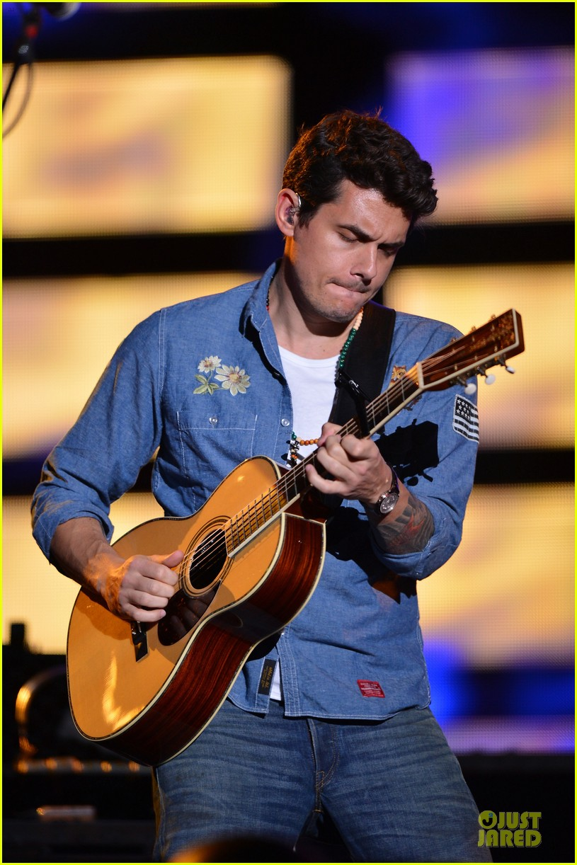john mayer alicia keys global citizen festival performers 012962048