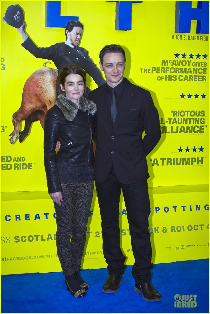 james mcavoy filth scotland premiere 052958824