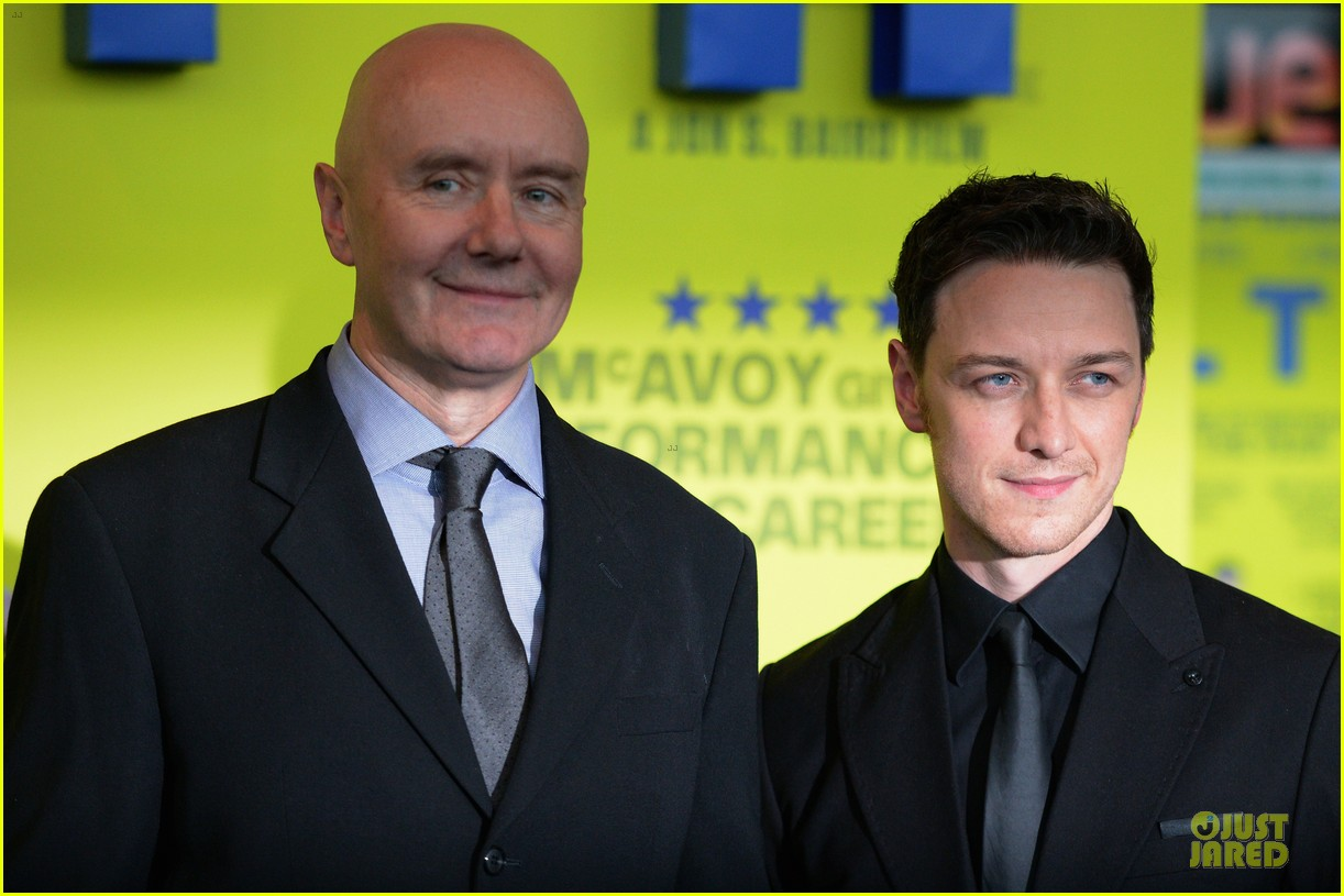 james mcavoy filth scotland premiere 08