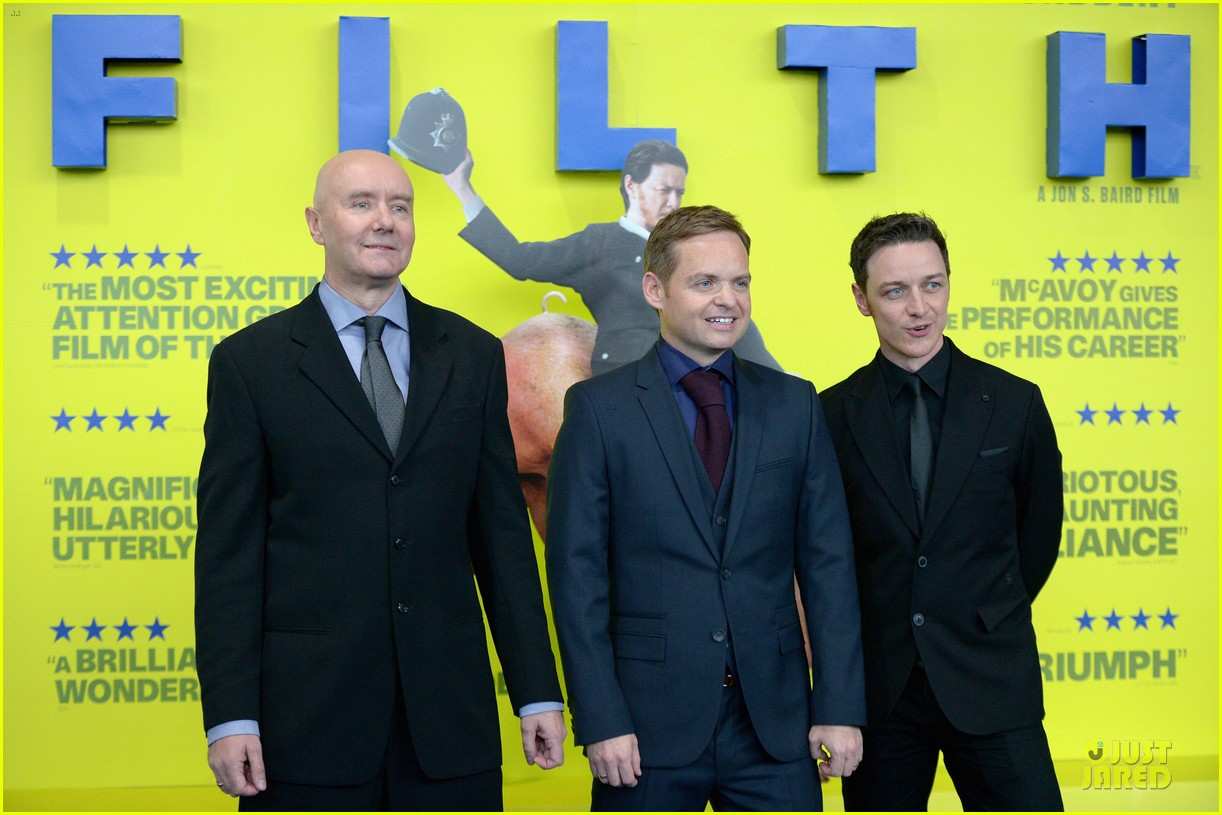 james mcavoy filth scotland premiere 102958829