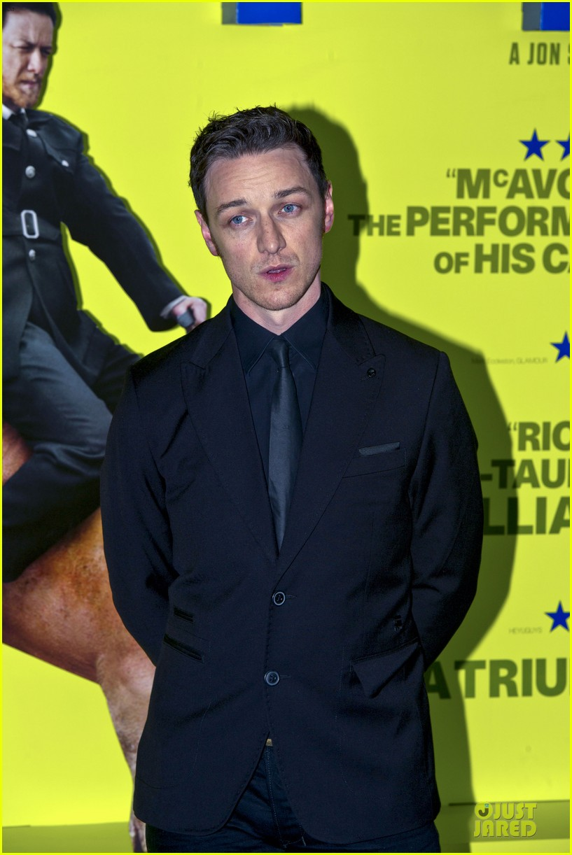 james mcavoy filth scotland premiere 15