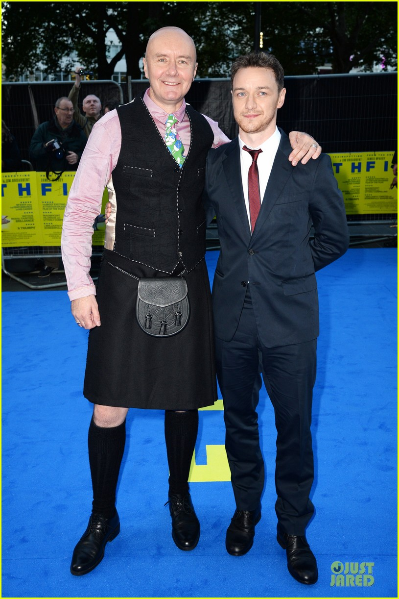 james mcavoy imogen poots filth london premiere 102963403