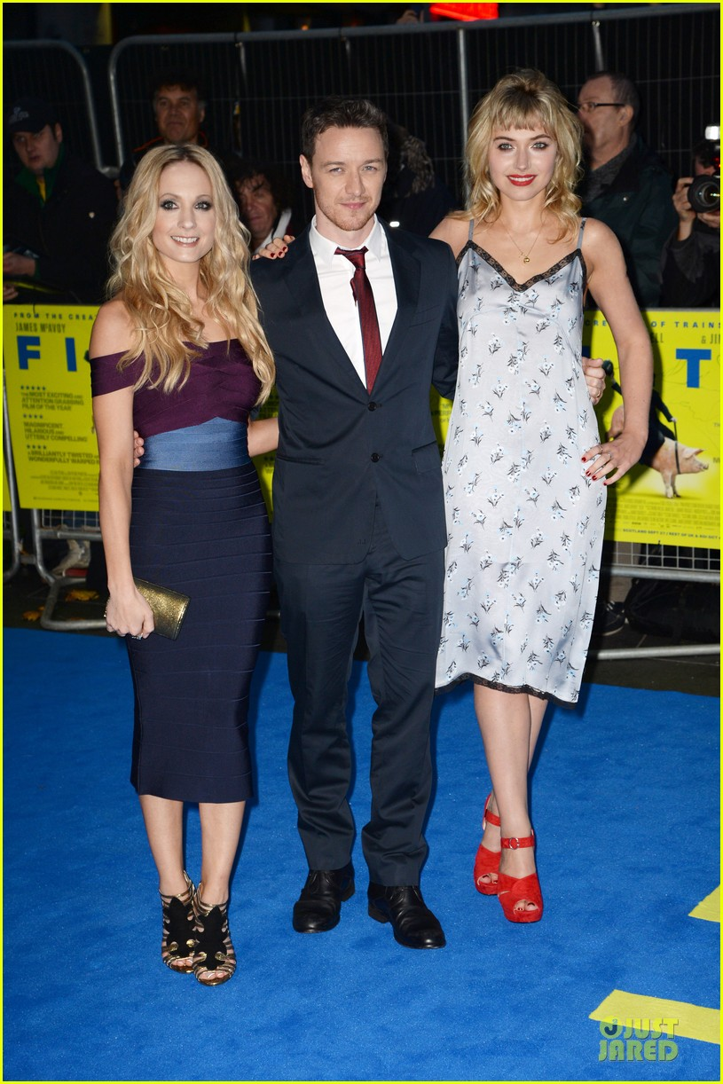 james mcavoy imogen poots filth london premiere 172963410