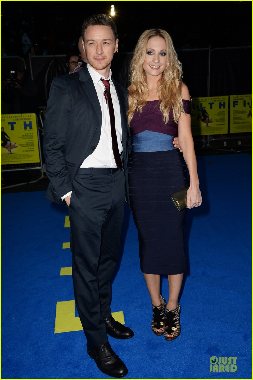 james mcavoy imogen poots filth london premiere 212963414