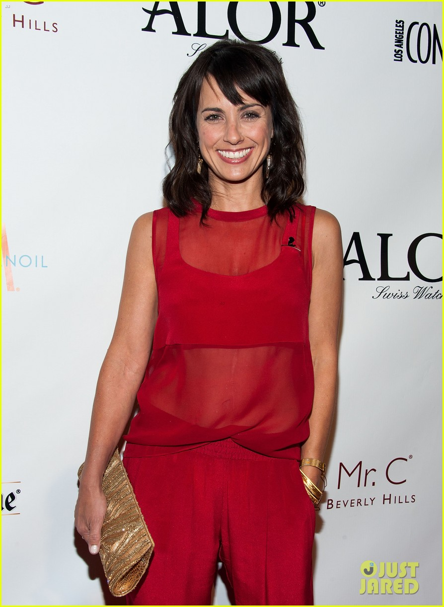katharine mcphee morena baccarin la confidentials annual pre emmy kick off party 102956005