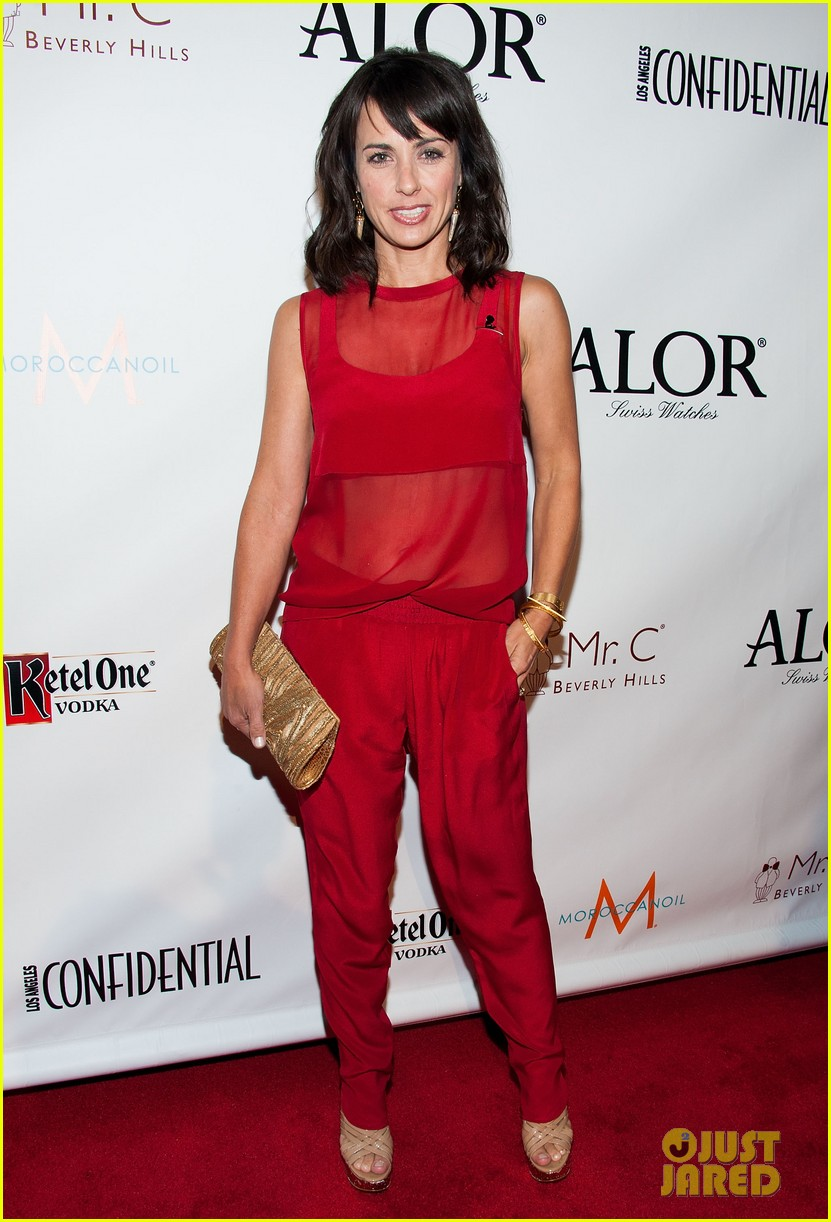 katharine mcphee morena baccarin la confidentials annual pre emmy kick off party 132956008