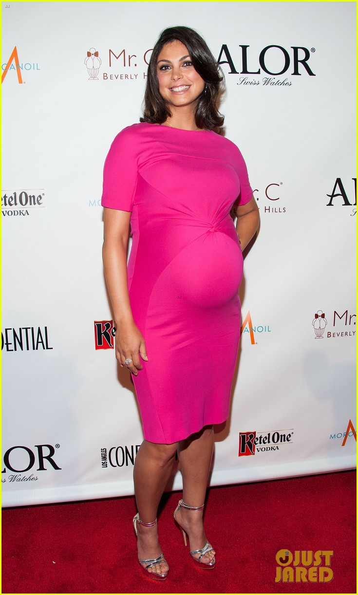katharine mcphee morena baccarin la confidentials annual pre emmy kick off party 152956010
