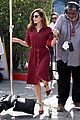 eva mendes grades her past fashion choices on the talk 15