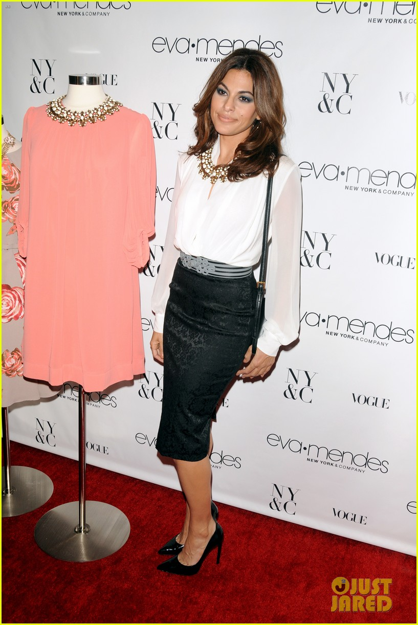 eva mendes launches her new york company clothing line 102954836