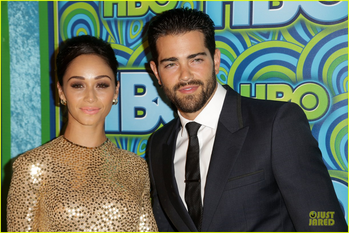 jesse metcalfe cara santana hbo emmys after party 2013 08
