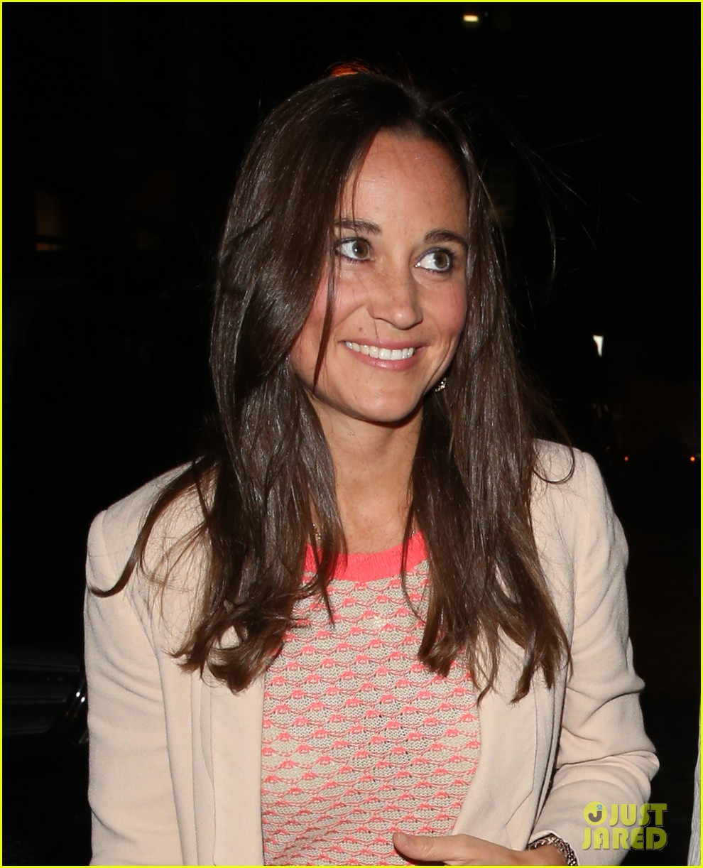 pippa middleton reveals passion for boxing 10