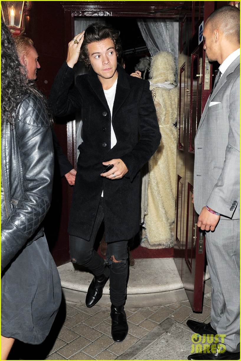sienna miller harry styles another magazines lfw party 10