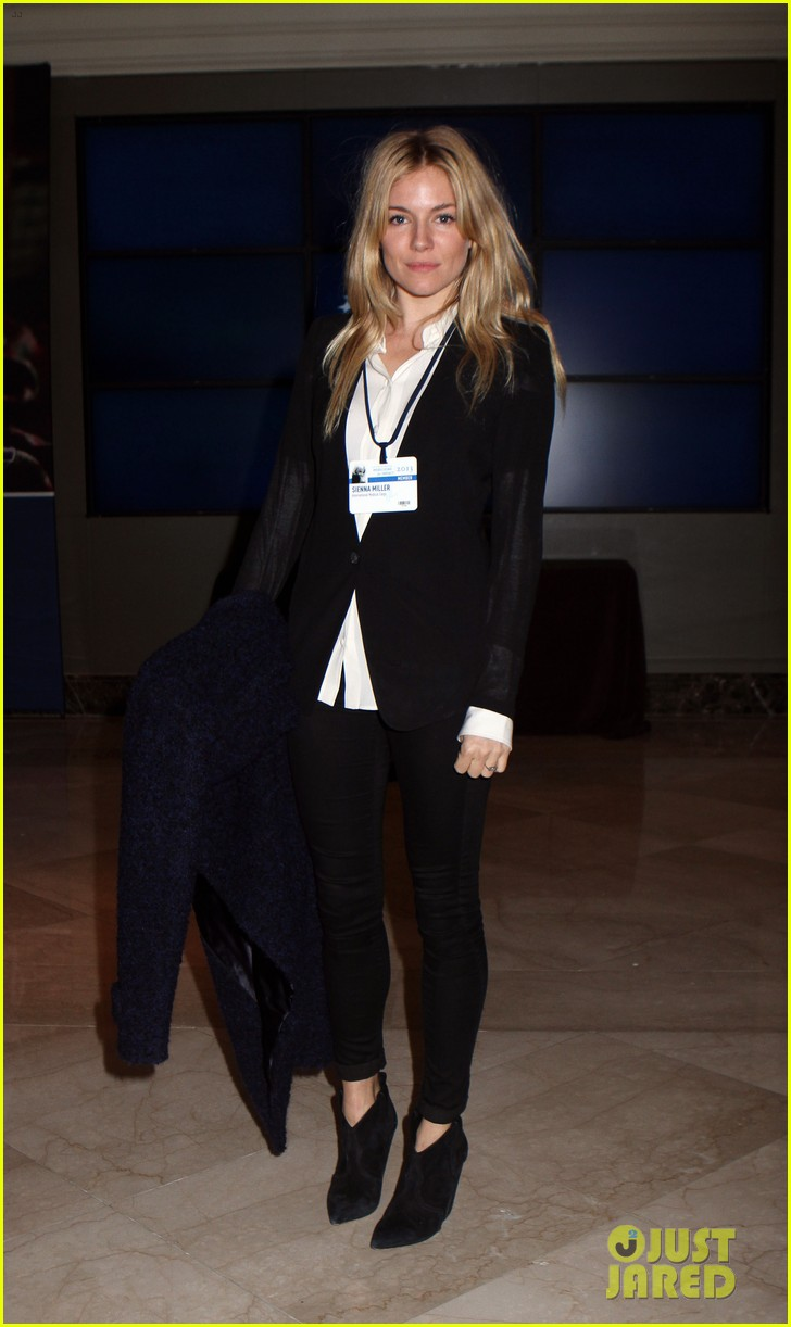 sienna miller clinton global initiative events in new york 152960724
