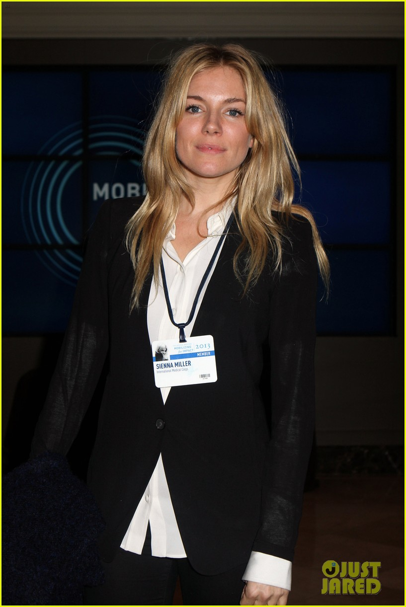 sienna miller clinton global initiative events in new york 202960729