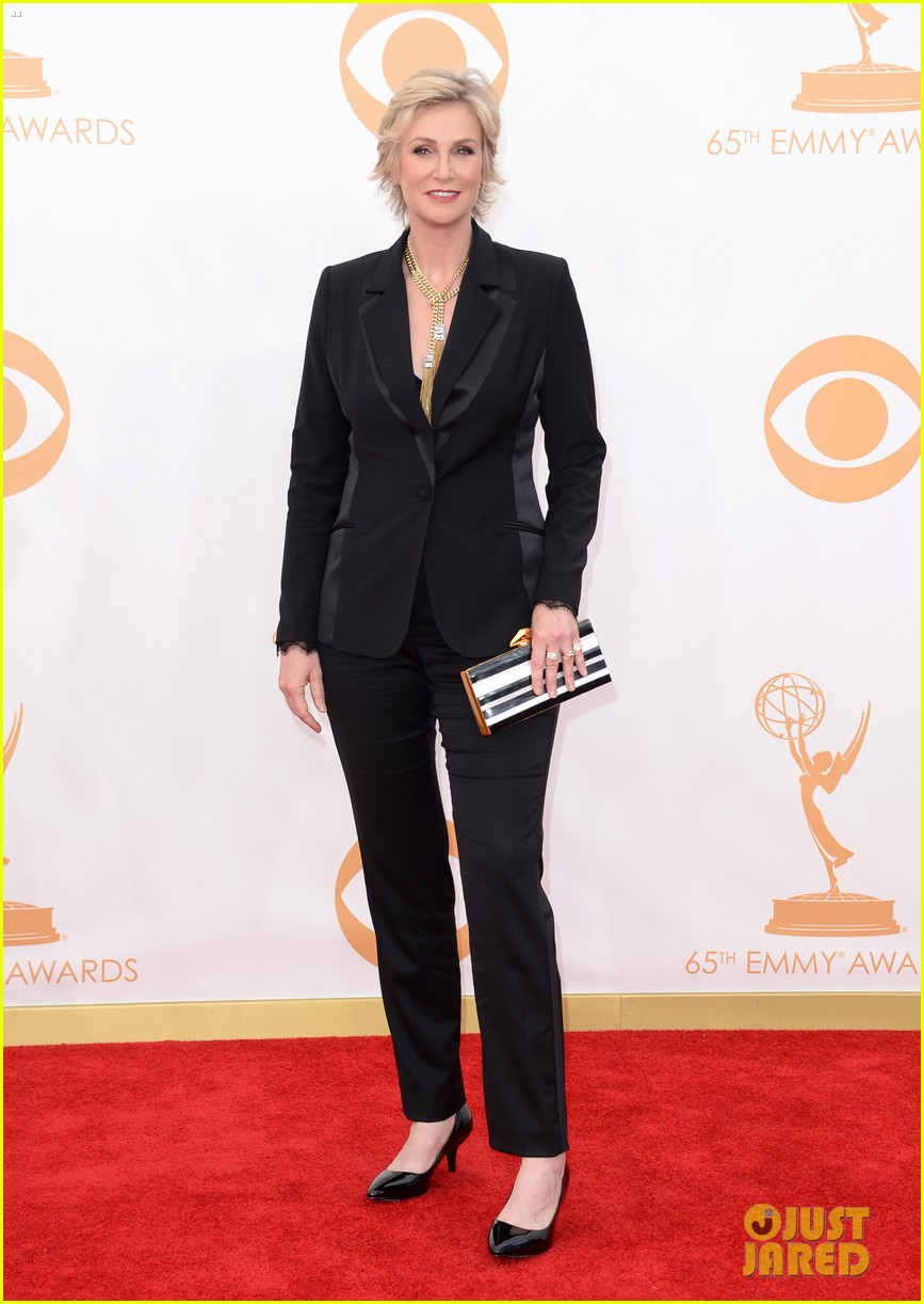 cory monteith emmys tribute jane lynch remembers video 032958293