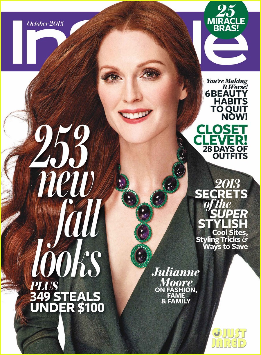 julianne moore covers instyle october 2013 01