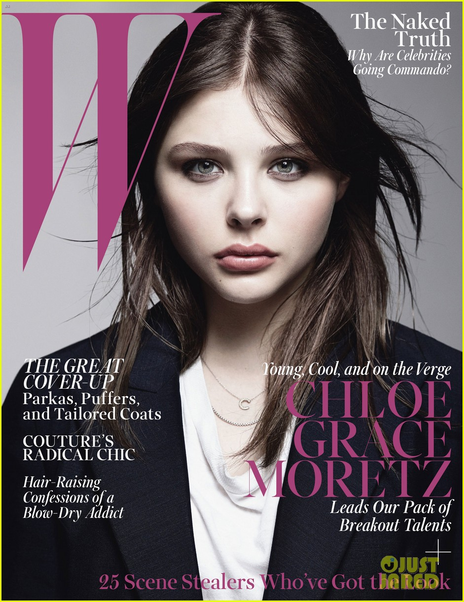 chloe moretz covers w magazine october 2013 022949365