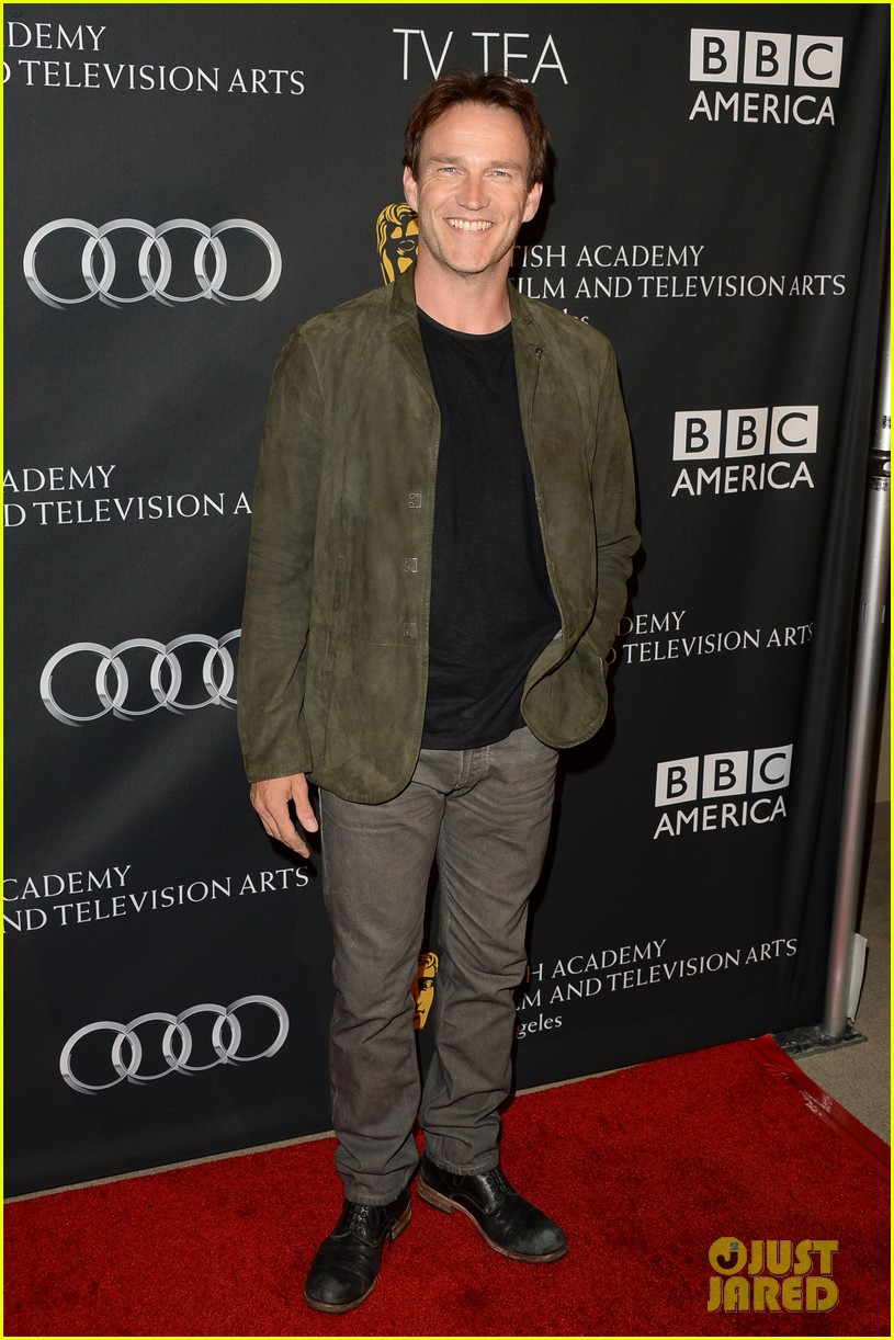 stephen moyer bafta tv party during emmys weekend 012957153