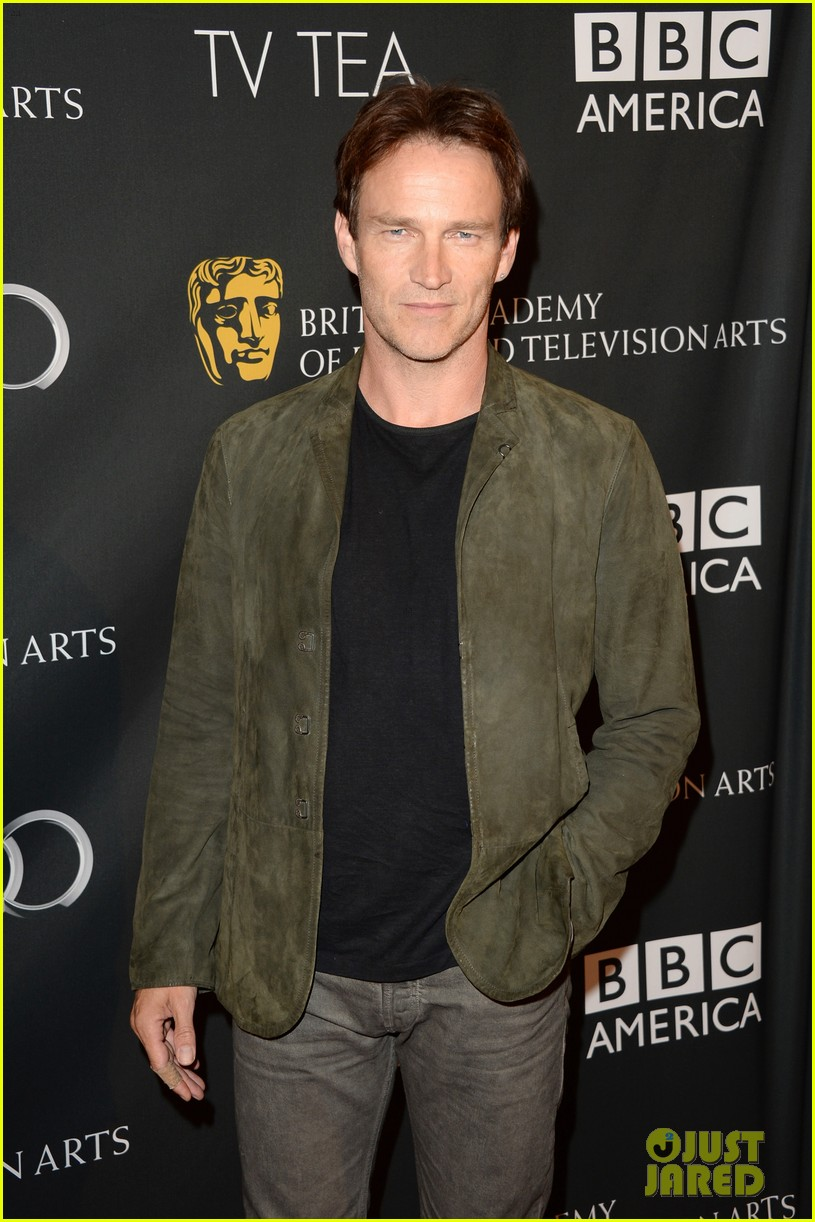 stephen moyer bafta tv party during emmys weekend 032957155