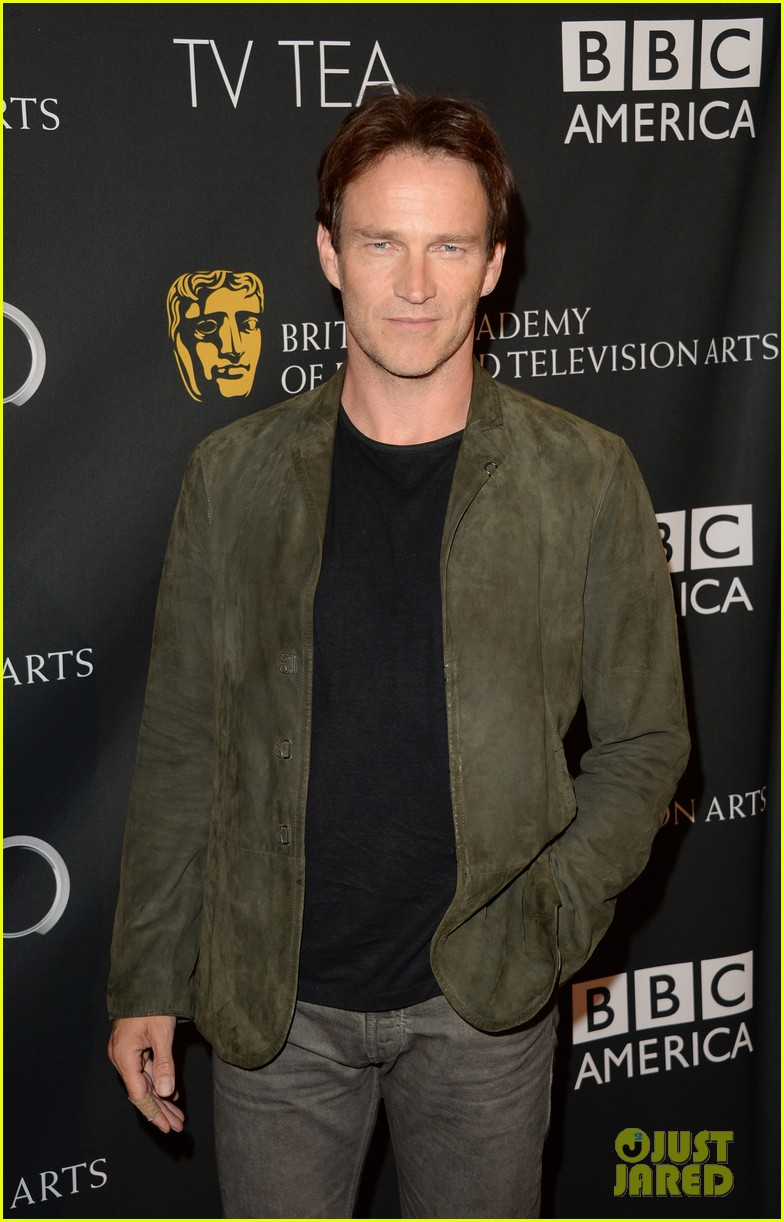 stephen moyer bafta tv party during emmys weekend 08