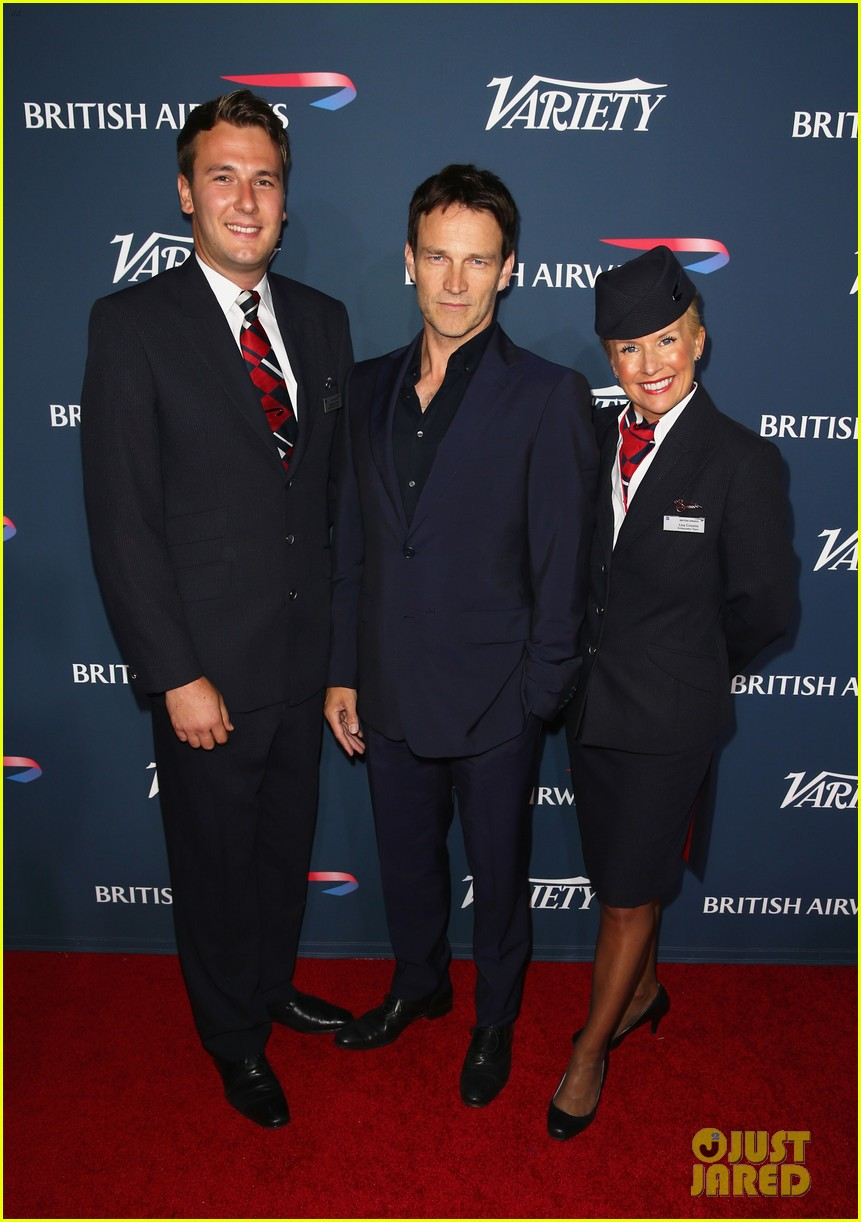 stephen moyer suki waterhouse british airways variety celebration 052960357