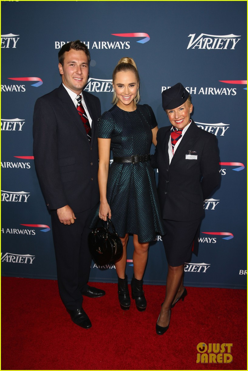 stephen moyer suki waterhouse british airways variety celebration 142960366