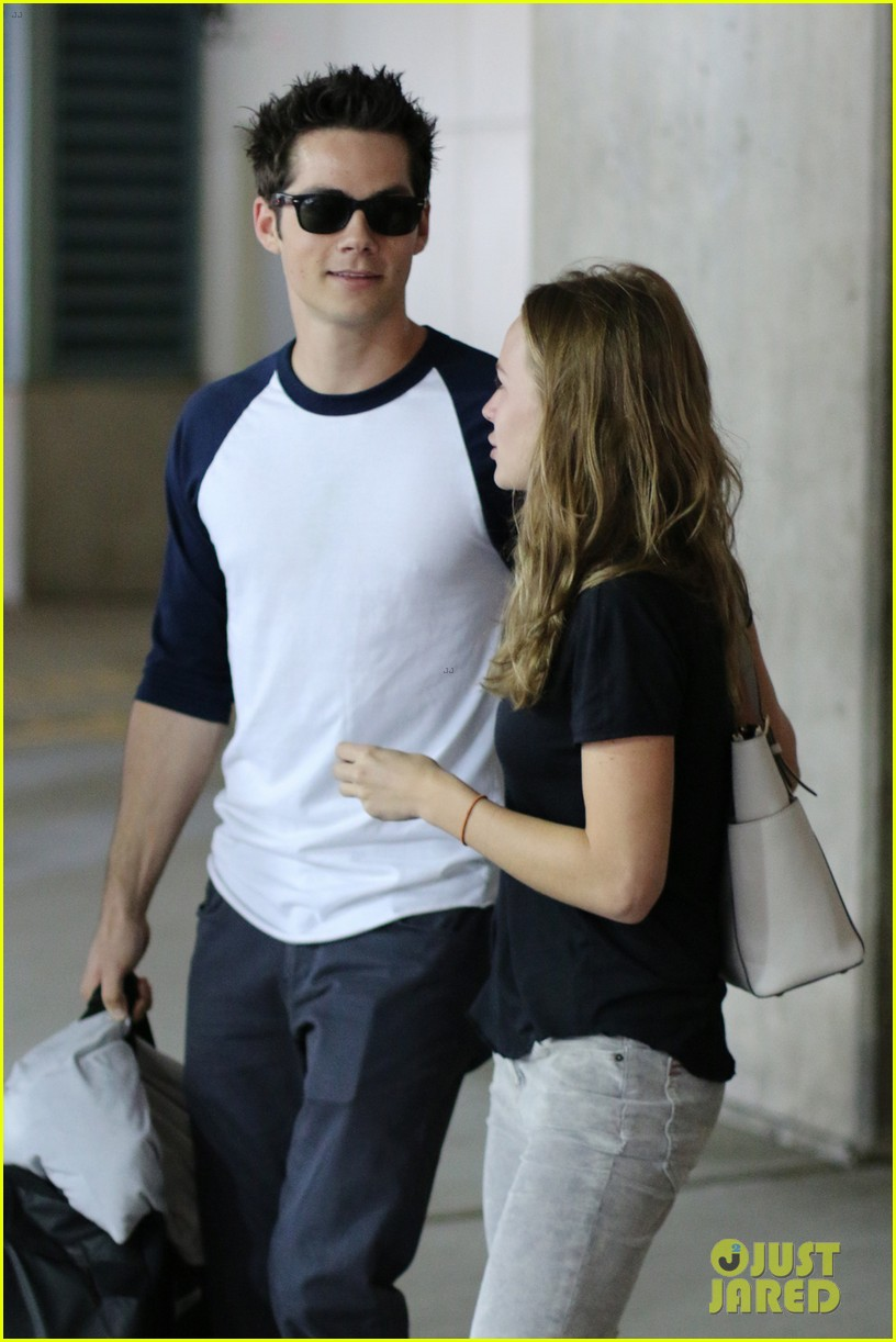 dylan obrien visits britt robertson in vancouver 022952496
