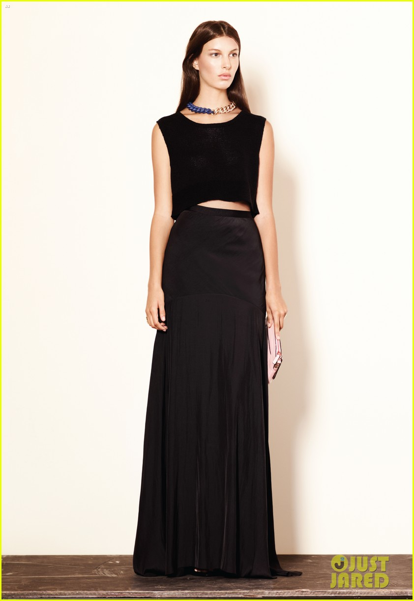 mary kate ashley olsen elizabeth james fashion show 172950890