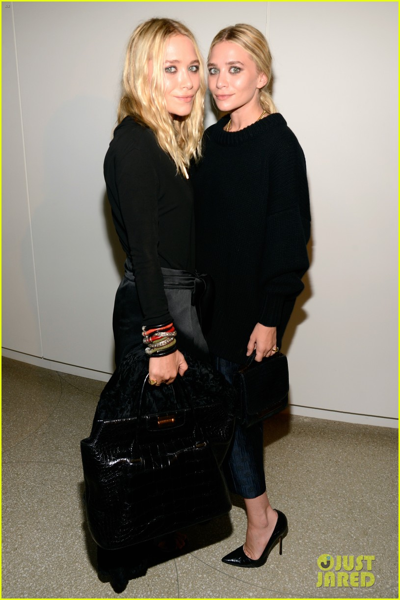 mary kate ashley olsen estee lauder fragrance launch 102951177