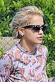 rita ora visits the salon after studio time with calvin harris 02
