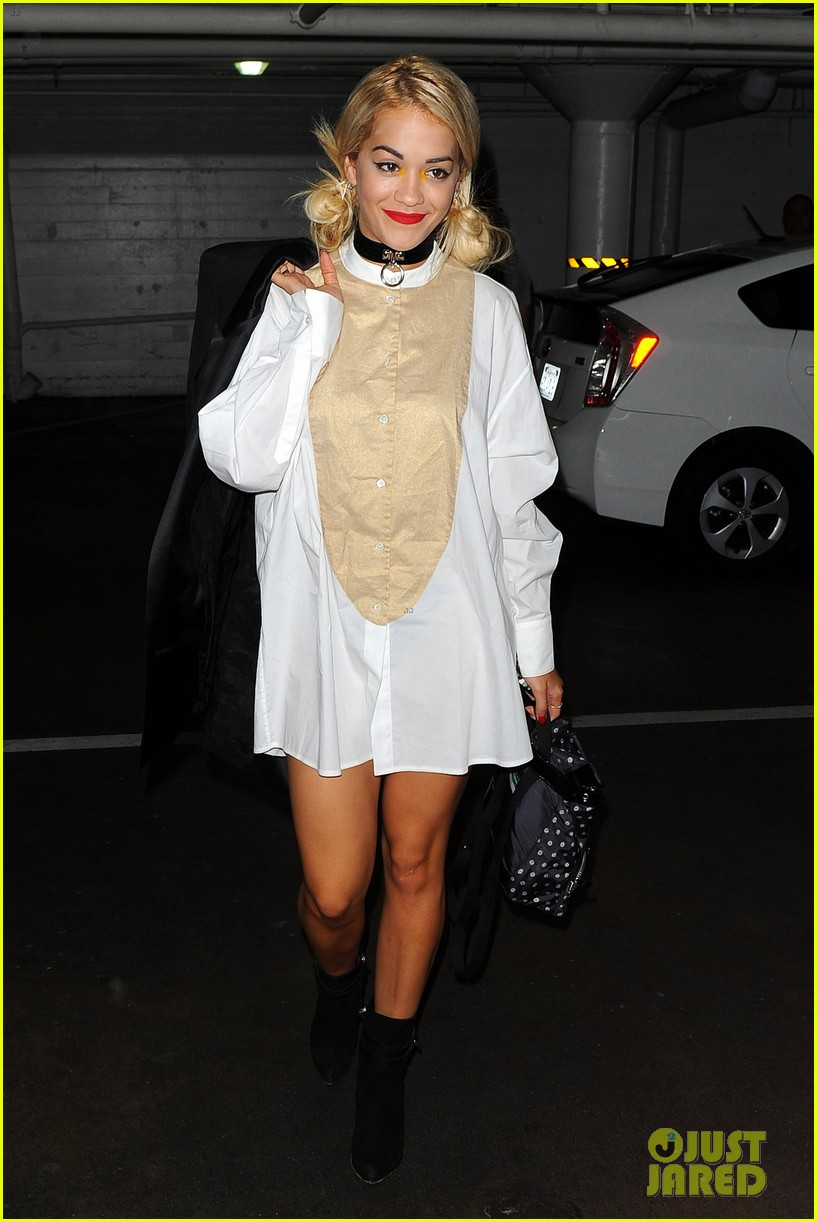 rita ora spa time after fun weekend with calvin harris 022958633