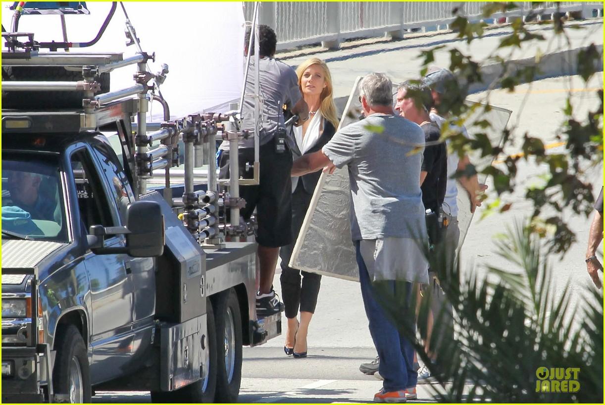 gwyneth paltrow classy hugo boss shoot 252963496