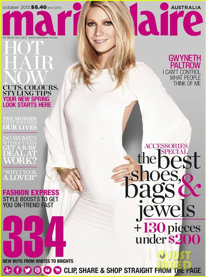 gwyneth paltrow covers marie claire australia october 2013 012954178