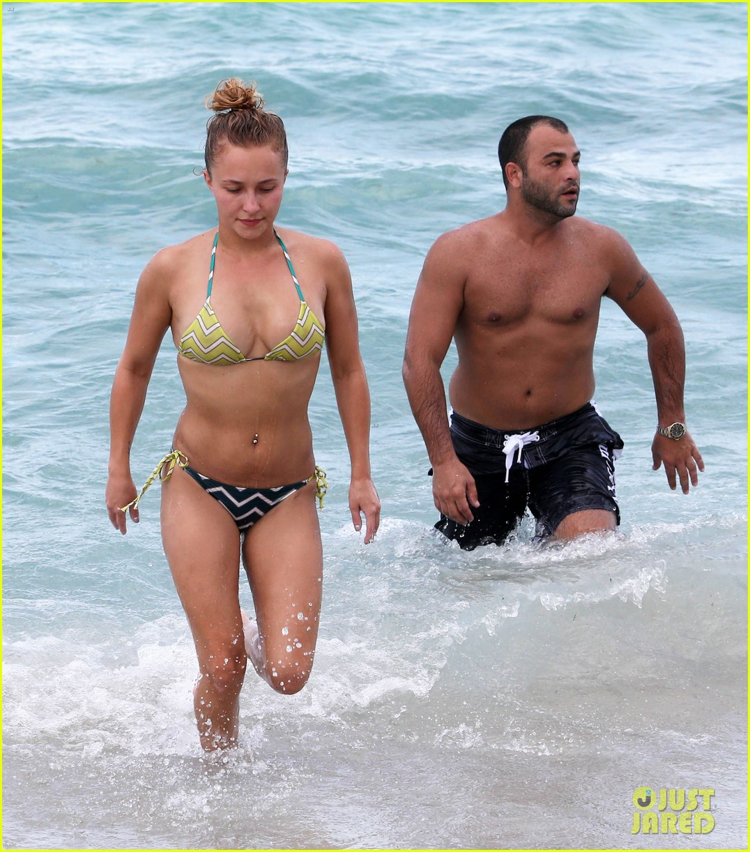 hayden panettiere bikini babe for labor day weekend 052941889
