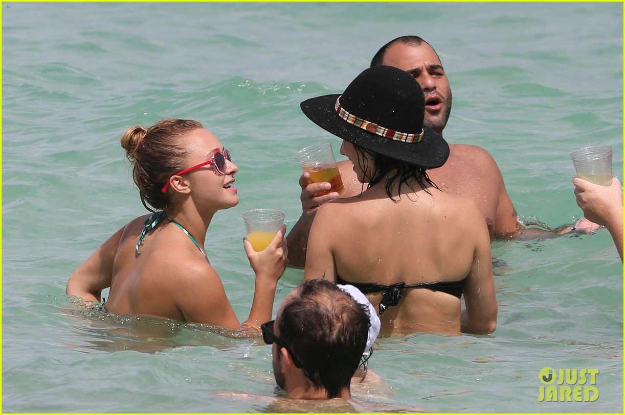 hayden panettiere bikini babe for labor day weekend 082941892