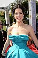 jessica pare james wolk emmys 2013 red carpet 02