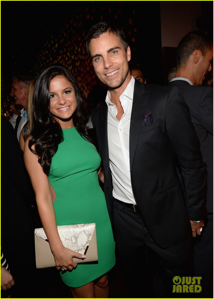 jessica pare colin egglesfield emmys week kick off party 182953278