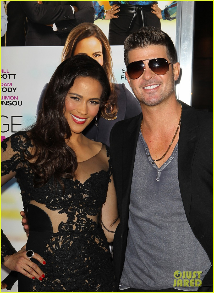 paula patton baggage claim premiere with robin thicke 022960161