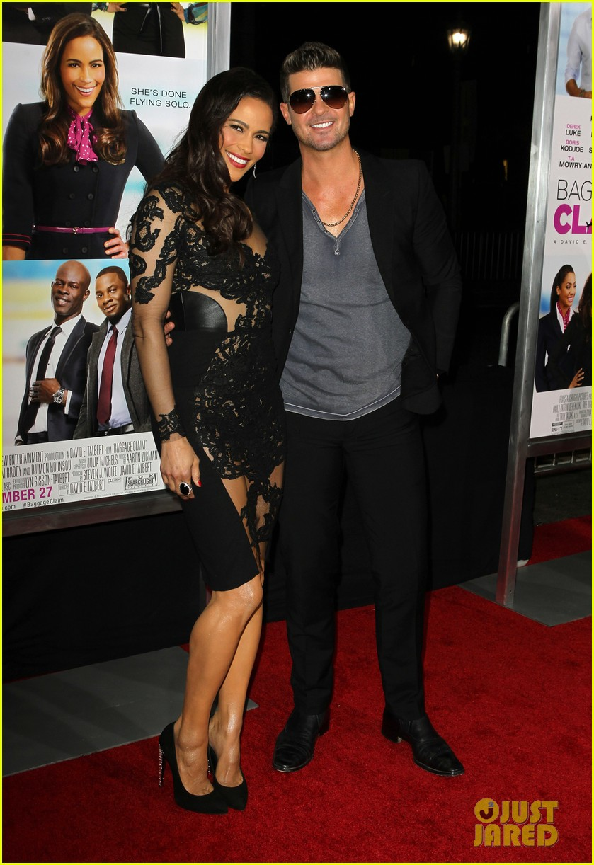 paula patton baggage claim premiere with robin thicke 052960164