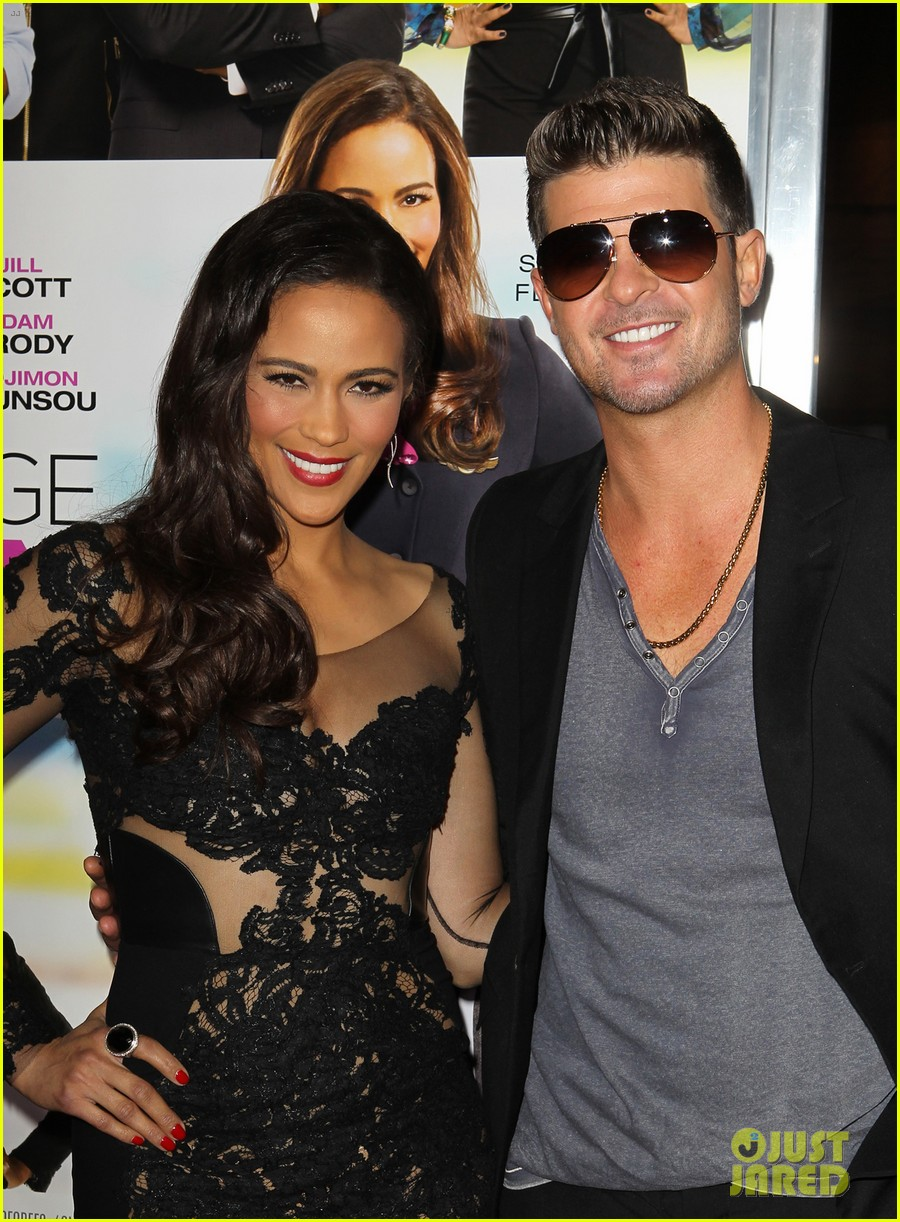 paula patton baggage claim premiere with robin thicke 102960169