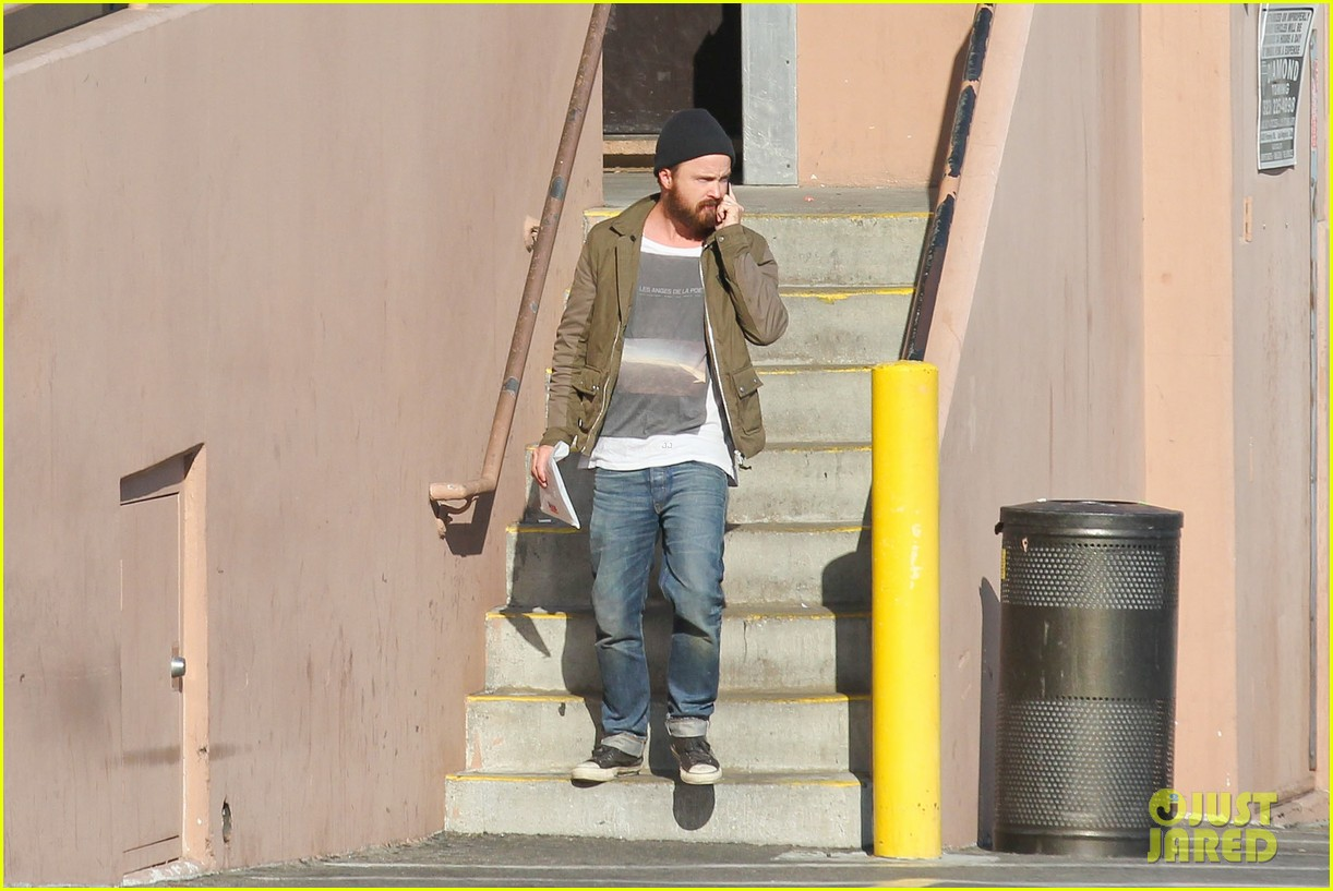 aaron paul final breaking bad episodes are so much messier 122955348
