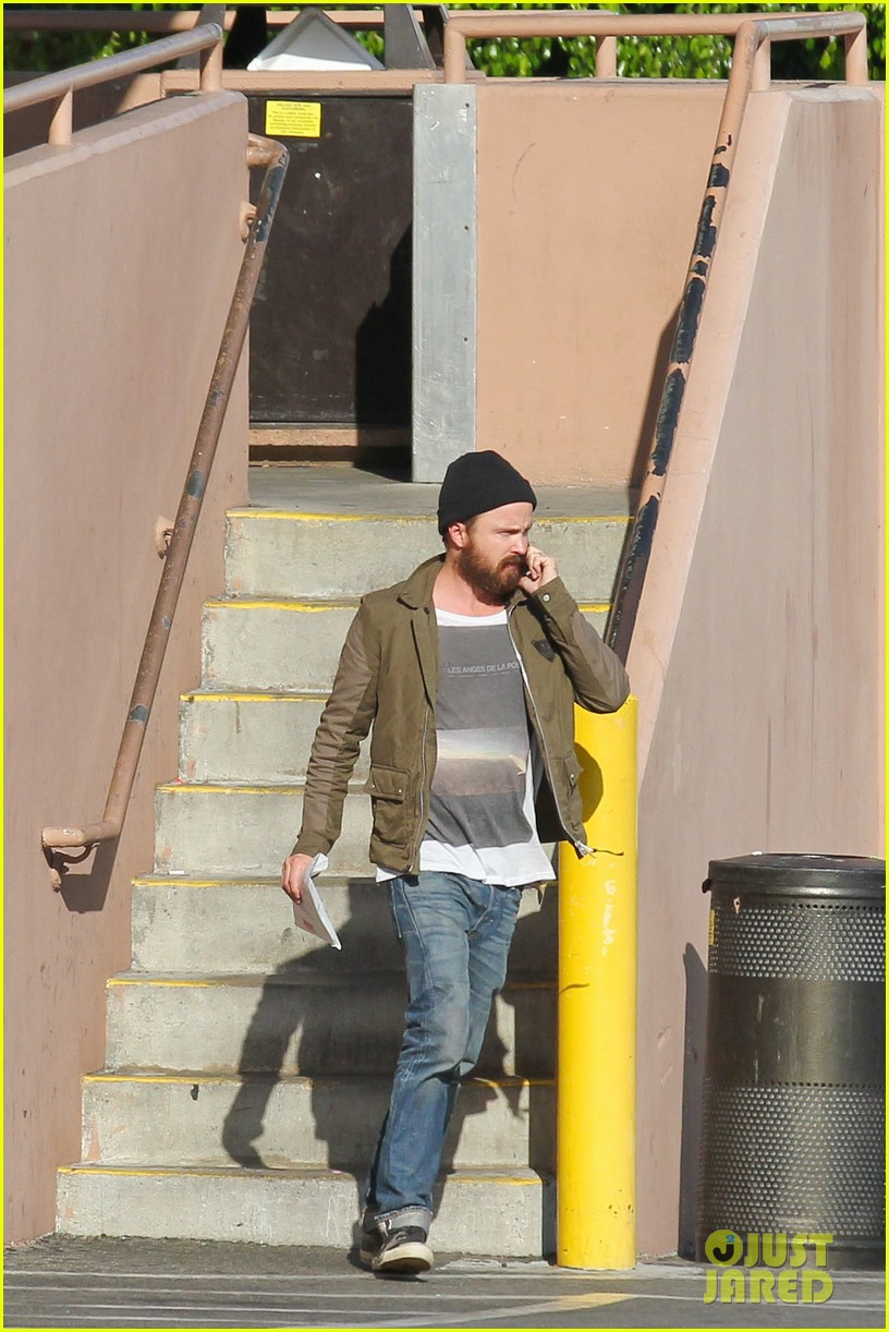 aaron paul final breaking bad episodes are so much messier 182955354