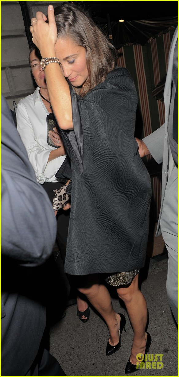 pippa middleton nico jackson kiss after annabel party 012962193
