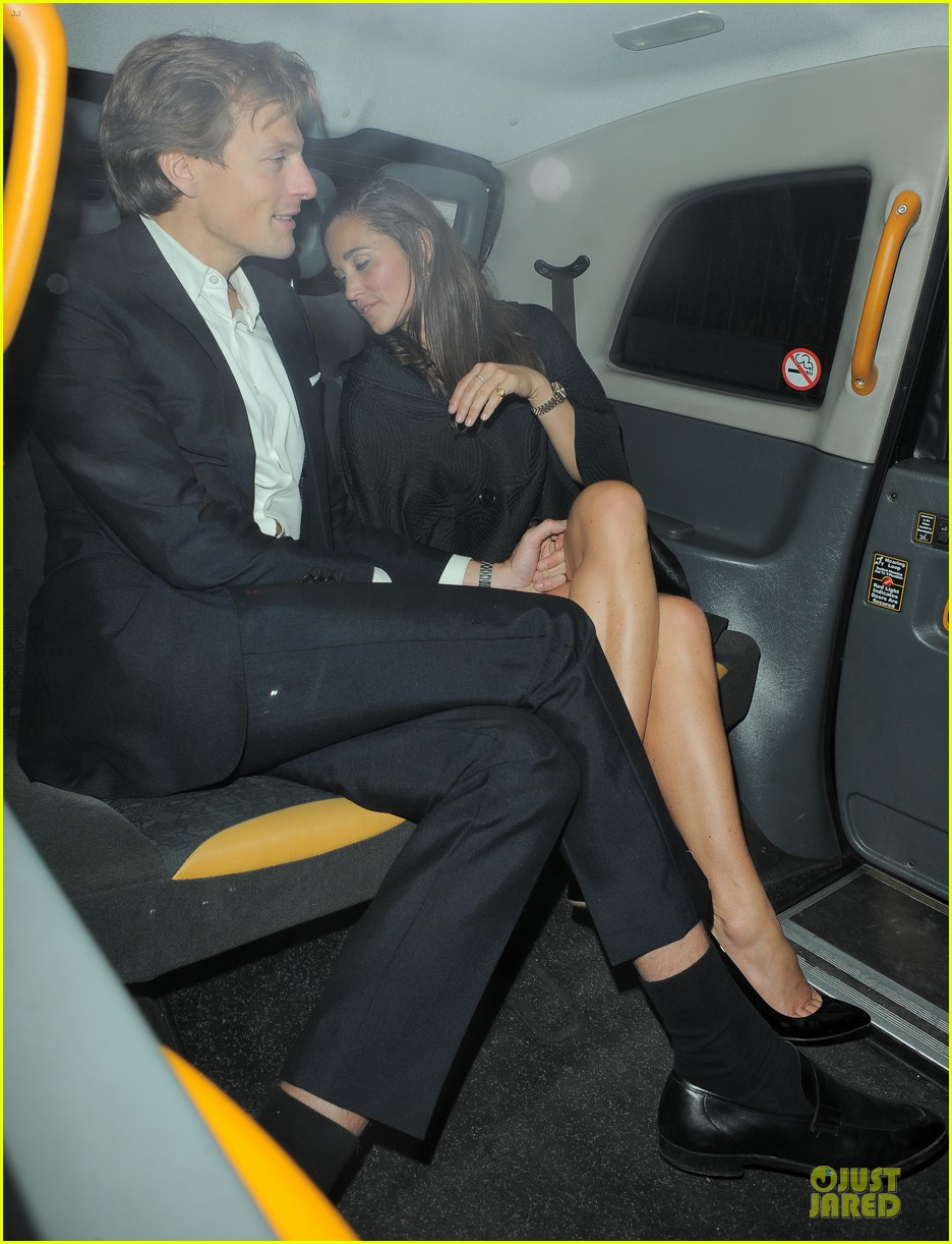 pippa middleton nico jackson kiss after annabel party 052962197
